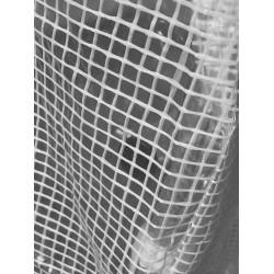 Pokrycie do tunelu szklarniowego 4iQ 2x2m Szare