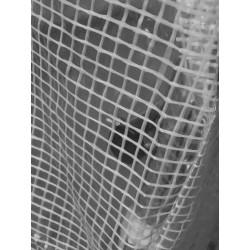 Pokrycie do tunelu szklarniowego 4iQ 3x8 szare