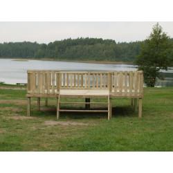 Platforma Uniwersalna Do Domków Drewnianych