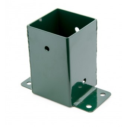 Ścienny Łącznik Huśtawki Kwadratowy 90 mm Zielony