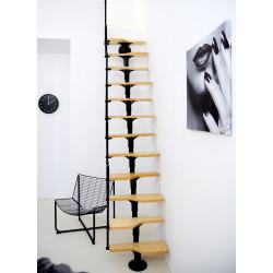 SCHODY MODUŁOWE PROSTE ROMA Wysokość 210 cm - 294 cm